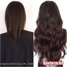 Extensions de cheveux 100% naturelles