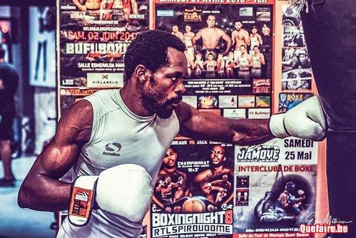 Cours de boxe pour femmes et hommes