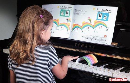 Cours de piano - théorie musicale - créativité -...