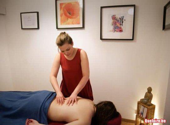 Massage et Gestion du stress à Ixelles
