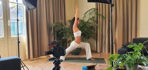 Online Kundalini Yoga reeks