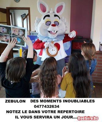 Animation, personnage, clown, magie, d.j, déco,...