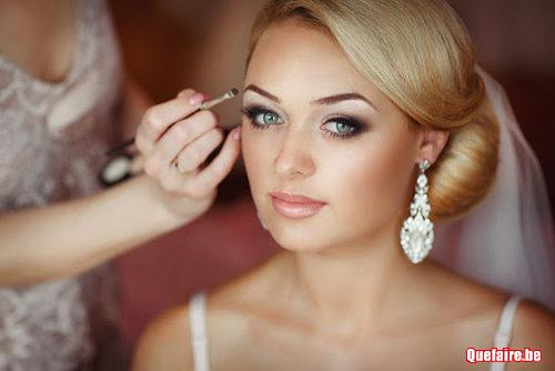Maquillage mariage Arlon ( maquilleuse...