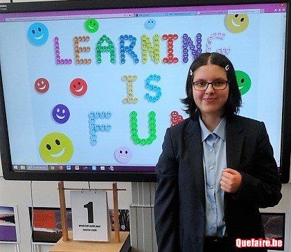 Cours d'anglais native speaker UK diplômée...