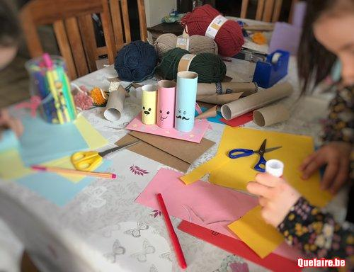 Anniversaire créatif éco responsable de 3 à 12 ans