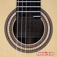 Cours de guitare classique à Waremme