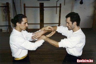 Cours particuliers de Wing Chun Kung Fu