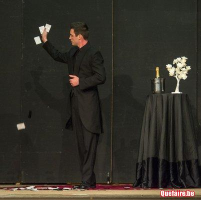 Stephen Gaudio : Entertainment Magician Artist