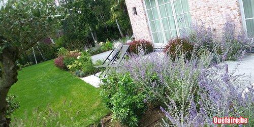 Au jardin, entretien & aménagement