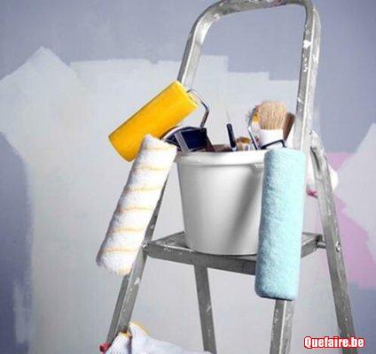 Envie de rafraîchir, peindre votre maison,...
