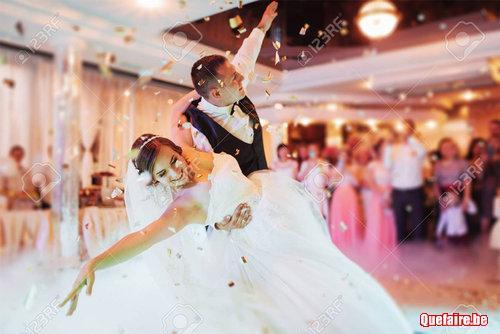 Un superbe ouverture de mariage