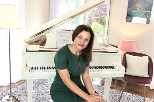 Privé pianolessen te Sint-Martens-Latem