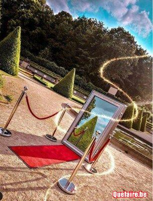 Miroir Magique (photobooth, photomaton)