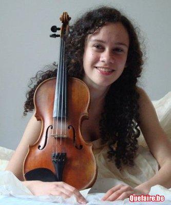 Cours de violon tous âges, tous niveaux