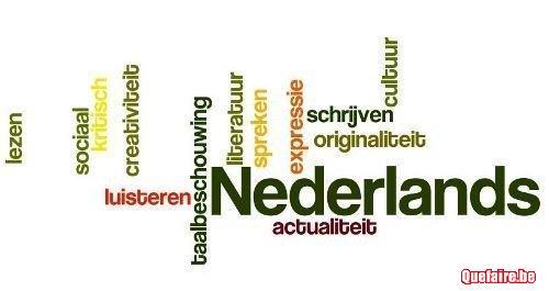 Néerlandais - distanciel  & présentiel