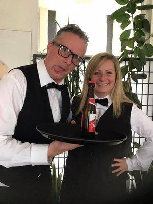 Foute Ober - Komisch & undercover Typetje