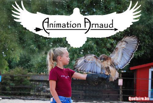 Animation Arnaud - Animation à domicile - Au fil...
