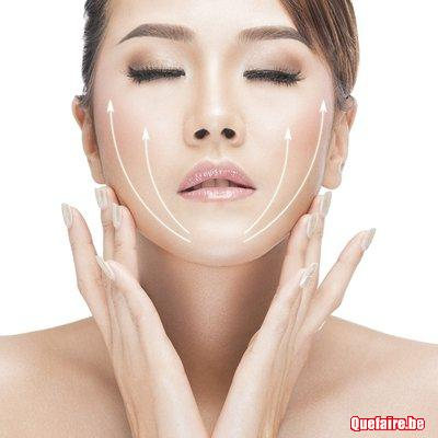 Therapeute musculation visage et anti-rides