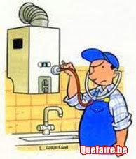 Entretien dépannage chaudière chauffage boiler