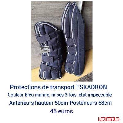 Protections de transport Eskadron