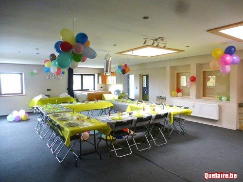 Location salles pour réunion, conférence,...
