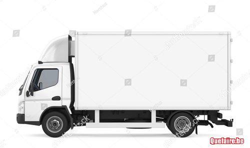 Transport et déménagement