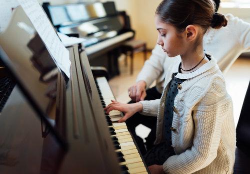 Pianolessen in gent