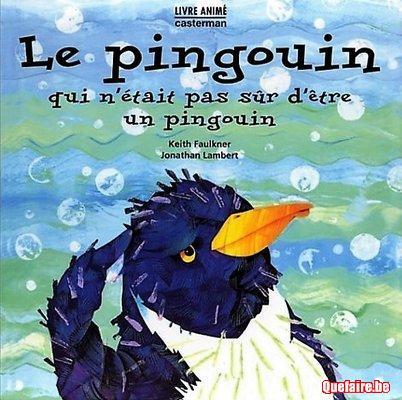 Le pingouin qui n'était pas sûr …
