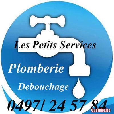 Plombier Sanitaire Debouchage