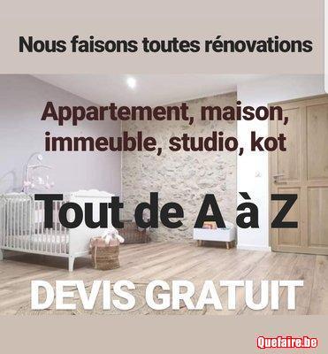 Rénover, transformer, rafraîchir votre immeuble