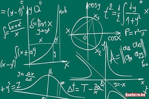 Cours particuliers de mathématiques à domicile