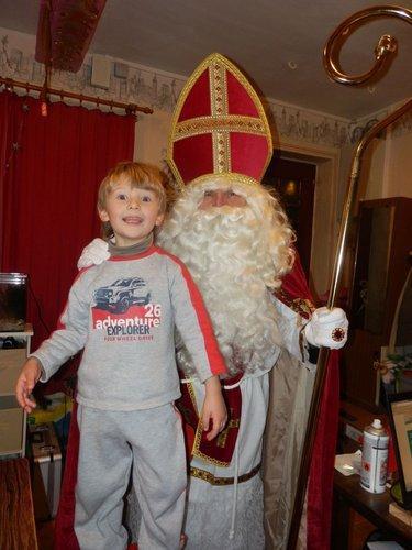 Invitez le véritable Saint-Nicolas et la...