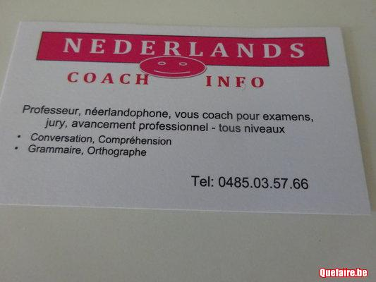 Nederlands - Coach