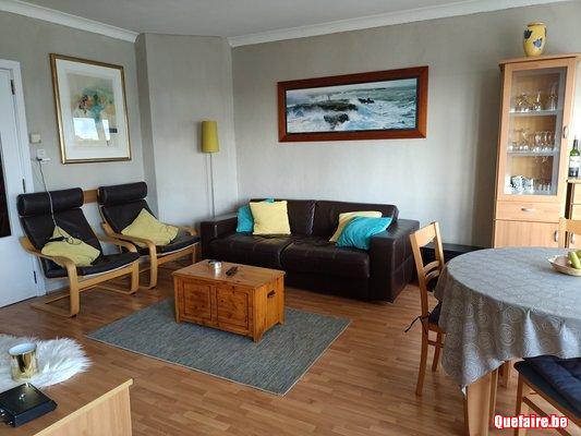 Bel appartement vue sur mer à louer