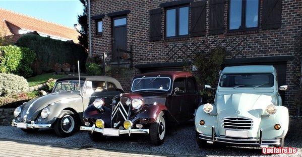 Mariages - voitures de mariages - photos -...