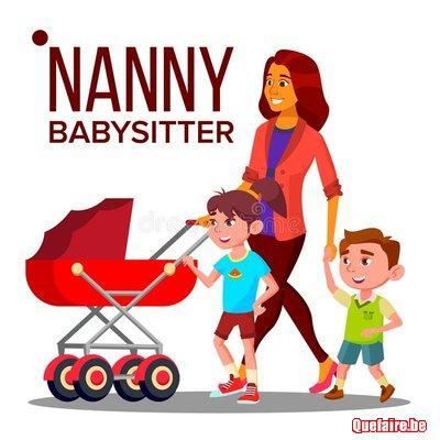 Babysitting, nounou