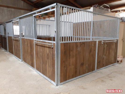 Libre 3 Boxes et prairies à louer