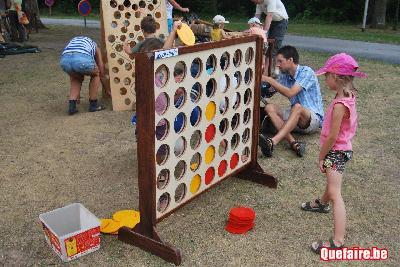 Jeux géants en bois - Hatonjeu - Location -...