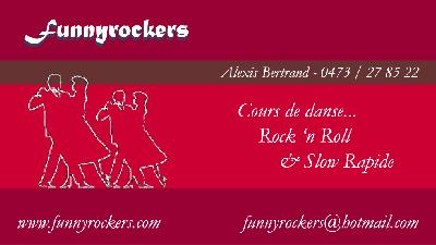 Cours de Rock and Roll & de slow rapide -...