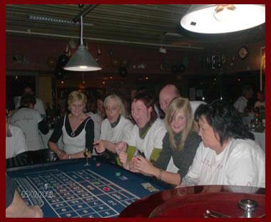 Casino huren   Verhuur van roulette, blackjack en...