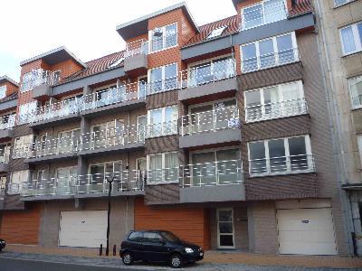 Appartement Residentie Bolero