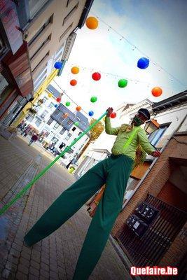 Artistes de rue,spectacles pour enfants,mime,...